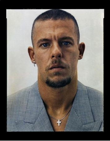 Alexander McQueen Dazed archive feature