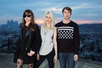 White Lung Announcement - Photo Credit Piper Fergu