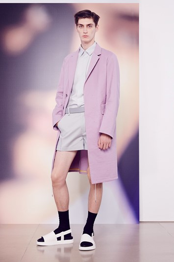 Jil Sander SS15 Mens collections, Dazed