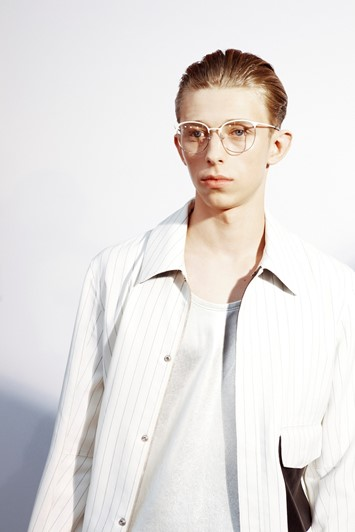 Phillip Lim SS15 Mens collections, Dazed backstage