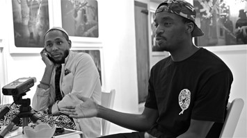 Yannick and Mos Def