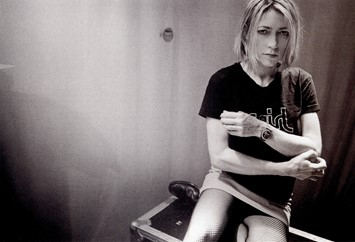Kim Gordon Dazed Rodarte Summer playlists