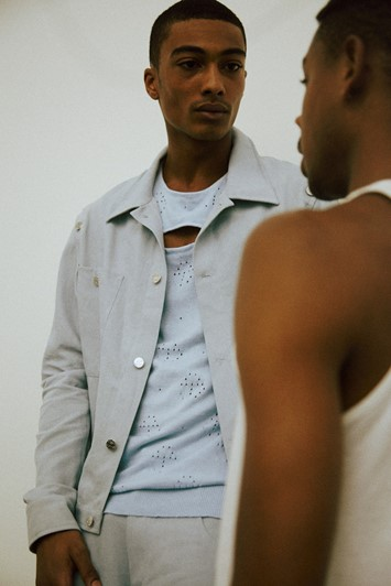 Backstage Telfar SS15 Telfar Clemens Dazed Digital