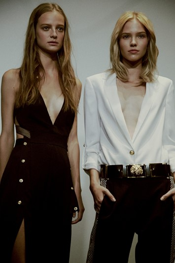Versus Versace X Anthony Vaccarello SS15