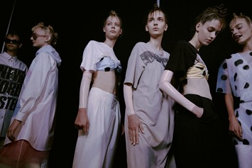 Marc by Marc Jacobs SS15 Lea Colombo Dazed