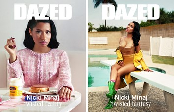 Nicki Minaj DAZED