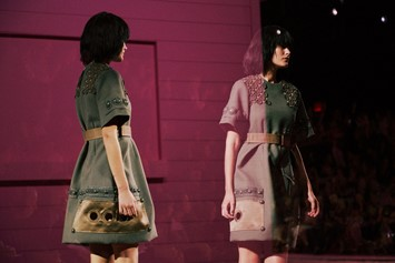 Marc Jacobs SS15 Dazed Lea Colombo
