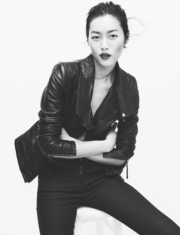 Liu Wen Dazed & Confused