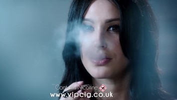 First UK vaping ad