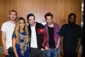 Beyonce Robert Pattinson Death Grips