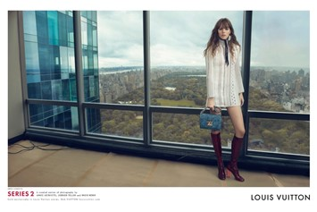 Louis Vuitton spring/summer 2015 campaign