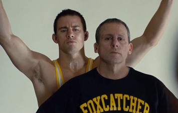Foxcatcher Channing Tatum and Steve Carrell