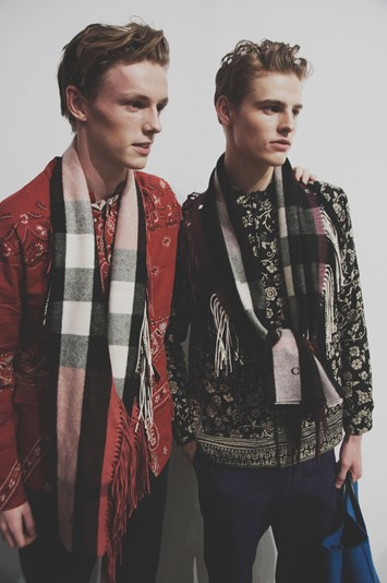 Burberry Prorsum AW15, Menswear, Dazed