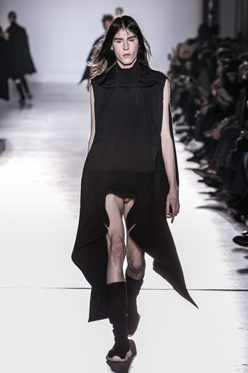 RICK OWENS AW15 SPHINX MENS Dazed Dick
