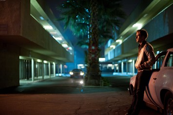 Still from Drive, Ryan Gosling
