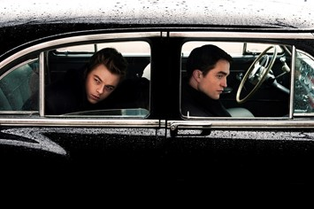 "Dane DeHaan & Robert Pattinson in ""Life"""