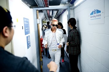 G-Dragon at Wembley Arena London