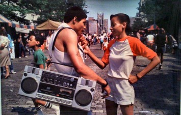 New York's Hip-Hop scene 1970s - 80s