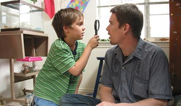 Boyhood film still