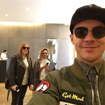Diplo GIF gate Rebecca Mock theft Instagram
