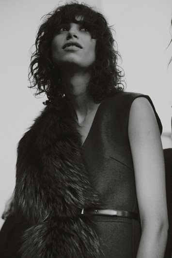 Jason Wu AW15 Womenswear Luxe Fur Power Dressing