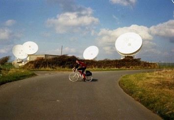 GCHQ Bude surveillance listening station Cornwall