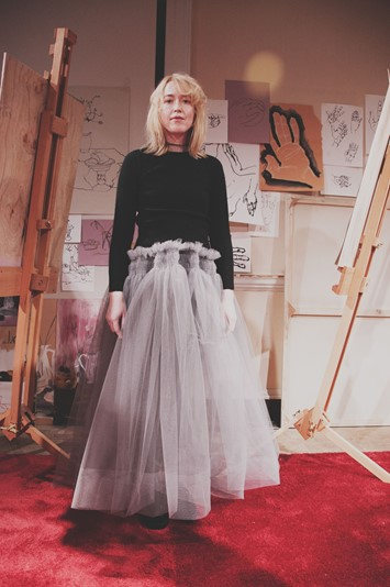 Molly Goddard AW15, 70s, Tulle, Prom