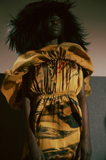 Claire Barrow AW15, Presentation, Dazed Digital