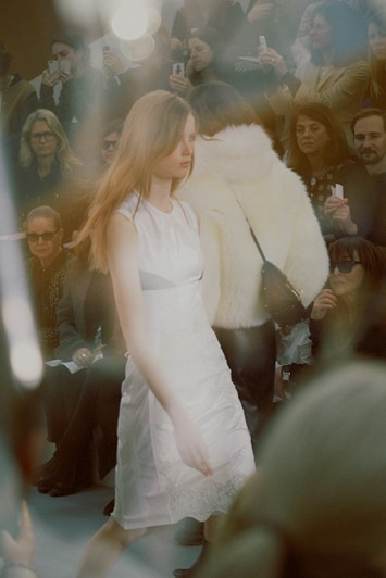 Louis Vuitton AW15 Dazed runway womenswear