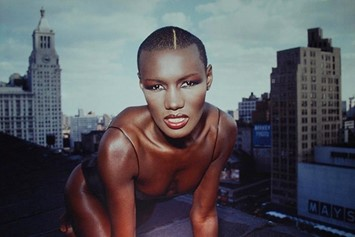 Grace Jones by Kate Simon