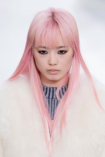 Fernanda Ly (Priscilla's) at Louis Vuitton AW15