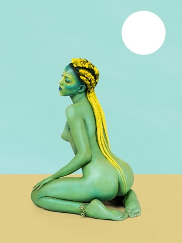 Juliana Huxtable Untitled in the Rage
