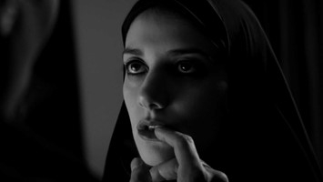 A Girl Who Walks Home Alone at Night