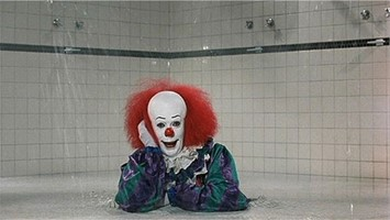 Stephen King's It Clown 1990