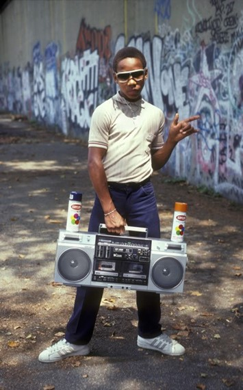 New York's Hip-Hop, circa 1970's - 80's (2)