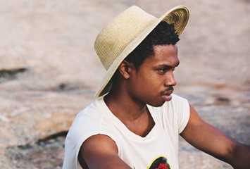 Raury in Dazed & Confused Autumn 2014