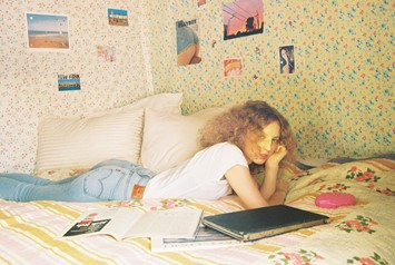 Petra Collins for Levi's