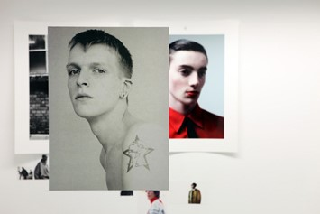 Willy Vanderperre/Raf Simons Exhibition at 032c Workshop