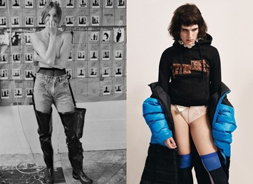 Like for Like Margiela vs Vetements