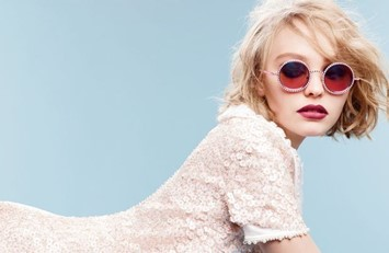Lily-Rose Depp for Chanel