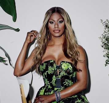 Laverne Cox for Dazed Magazine