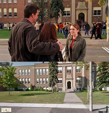 "The high school from ""Mean Girls"""