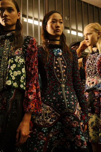 Mary Katrantzou SS16, Dazed Digital