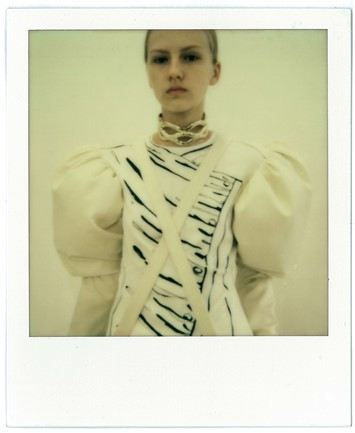 J.W. Anderson SS16 Instant film