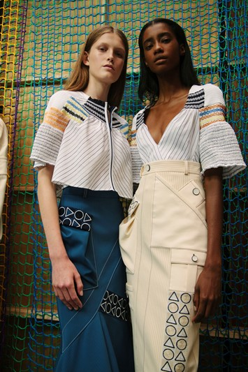 Peter Pilotto Backstage SS16