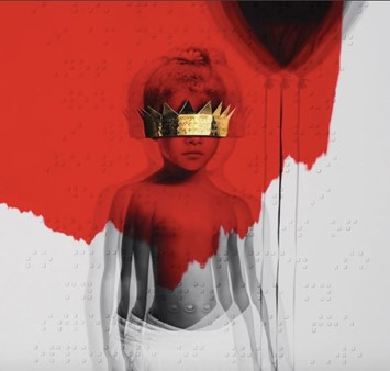 Roy Nachum Rihanna album cover