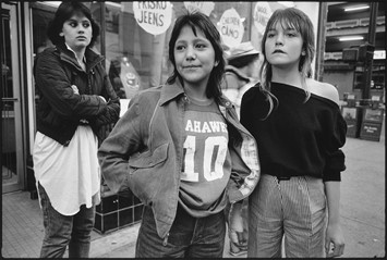Mary Ellen Mark's Streetwise: Tiny Revisted