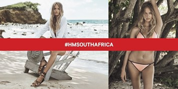 South Africa H&M racist
