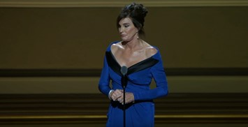 Caitlyn Jenner at the Glamour awards