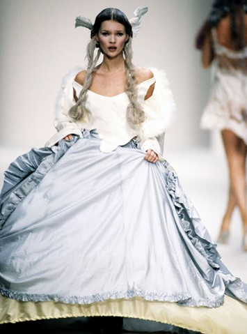Kate Moss John Galliano Spring 1994
